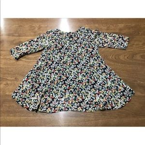 Pippa & Julie Shirts & Tops - Pippa & Julie Girls Dress? Top? Floral Size 4x